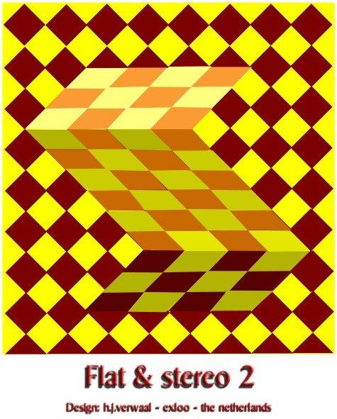 Ambiguous Optical Illusion